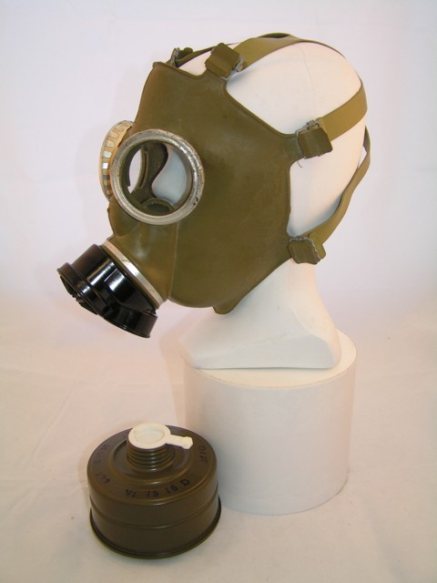 Gas Mask MC-1