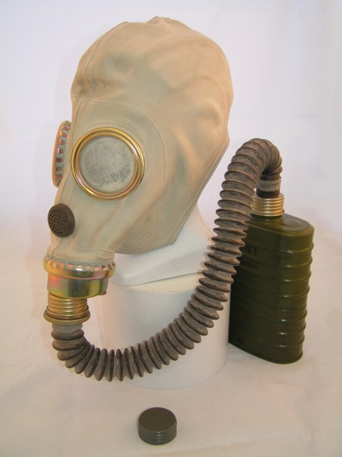 Gas Mask MUA SzM41M